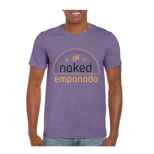 T- Shirt Heather Purple