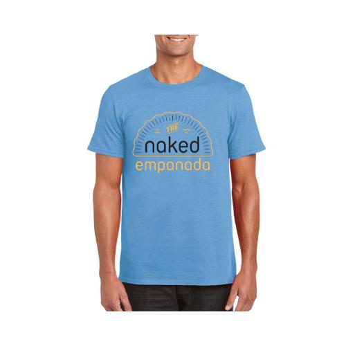 T- Shirt Carolina Blue