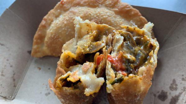 The Shroom Empanada